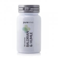 Pureviva Baldrian & Humle (180 tab)