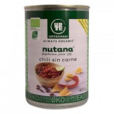 Urtekram Nutana Chili sin carne Ø (400 g)