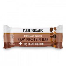 Planet Organic Raw Proteinbar Espresso mocha Ø (50 g)