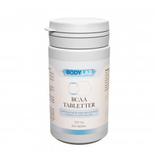 Bodylab BCAA Tabletter (300 stk)