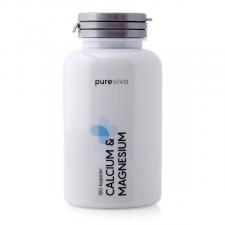 Pureviva Calcium & Magnesium (180 kap)