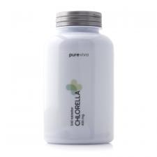 Pureviva Chlorella 400mg 540 tabletter