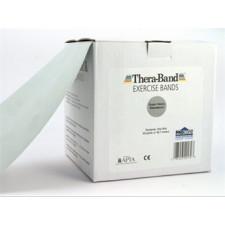 Thera-Band elastik bånd 45m (Sølv - Ekstra hård)