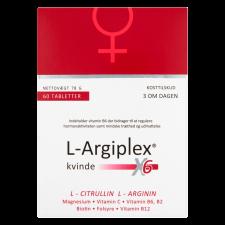 L-Argiplex Kvinde (60 kap)