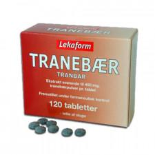 Lekaform Tranebær (120 tabletter)