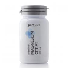 Pureviva Magnesium Citrat 200 mg (90 tab)