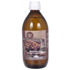 Mandelolie fed 500 ml.