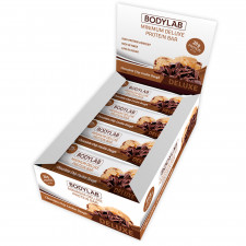 Bodylab Minimum Deluxe Proteinbar Chocolate Chip Cookie Dough (12 stk)