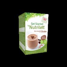 Nutrilett VLCD Chocolate shake (10 pk.)