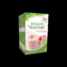 Nutrilett VLCD Strawberry shake (10 pk)