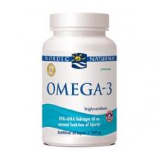 Omega-3 Nordic Naturals 60 kapsler