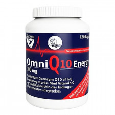 Biosym OmniQ10 100 mg (180 kapsler)