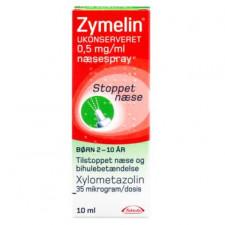Zymelin Ukonserveret Næsespray til Børn 0,5 mg (10 ml)