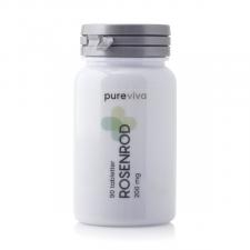 Pureviva Rosenrod 200mg (90 tab)