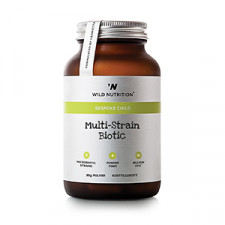 Wild Nutrition Multi Strain Biotic - Børn (90g)