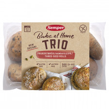 Semper Brød Trio Glutenfri (300 g)