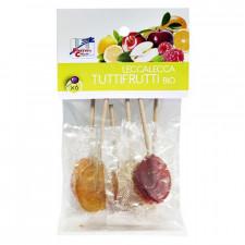 Økologiske Slikkepinde uden sukker (50 gr)