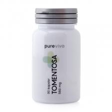 Pureviva Tomentosa (560 mg) (90 kap)