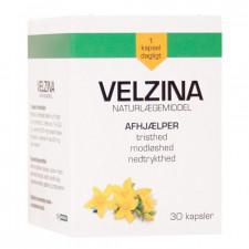 Velzina Hypericum 231-333 mg 30 kap
