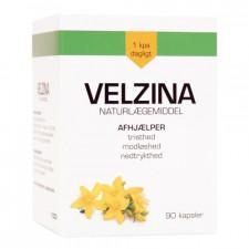Velzina Hypericum 231-333 mg 90 kap