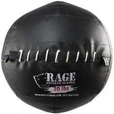 Rage Crossfit medicinbold (10 lb - Grøn)