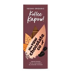 Vegan Organic Koffee Kapow Raw Chokolade Ø (38 g)