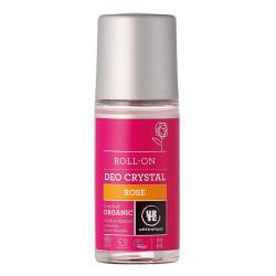 Urtekram Deo Crystal Rose Roll-on (50 ml)