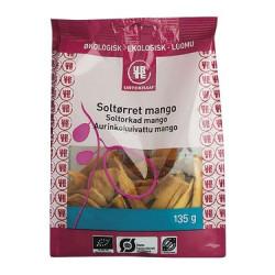 Urtekram Soltørret Mango Ø (125 gr)