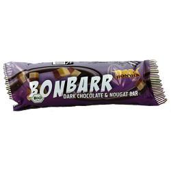 Bonbarr Chokoladebar m. Nougat Ø (40 gr)