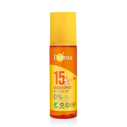 Derma sololie spray SPF 15