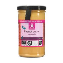 Urtekram Peanutbutter Smooth Ø (230 gr)