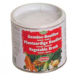 Morga bouillon pulver, fedtfri Ø 150 gr.