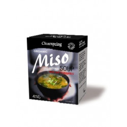 Instant Miso Soup - with Sea Vegetable Ø 40 gr.
