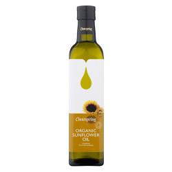 Clearspring Solsikkeolie Ø (500 ml)