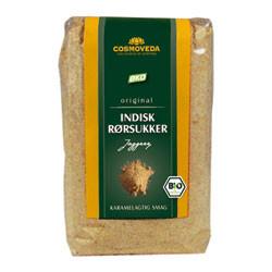 Indisk rørsukker (sukkerrørsaft) Ø 400 gr.