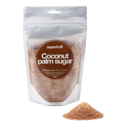 Superfruit Coconut Palm Sugar Kokos Palmesukker Ø (500 gr)