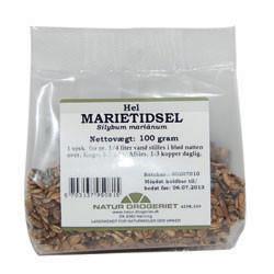 Natur Drogeriet Marietidsel Hel (100 gr)