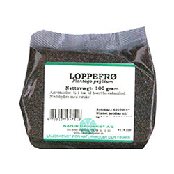 Natur Drogeriet Loppefrø Hele (1000 gr)