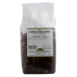 Natur Drogeriet Hibiscus hel (125 gr)