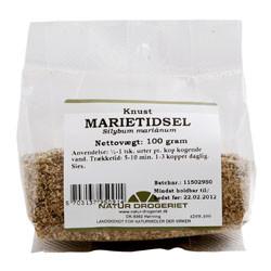 Natur Drogeriet Marietidsel knust (100 gr)