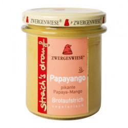 Mølle/Skovly Smørepålæg Papaya/Mango Ø (160 gr)