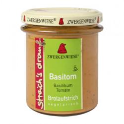 Mølle/Skovly Smørepålæg Basilikum/Tomat Ø (160 gr)