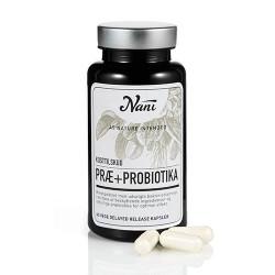 Nani Præbiotika og Probiotika (60 kap)