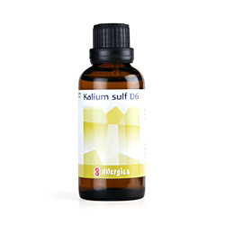 Cellesalt 6: Kalium Sulf. D6, 50 ml.