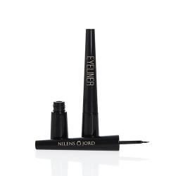 Nilens Jord Liquid Eyeliner Black (2,5 ml)