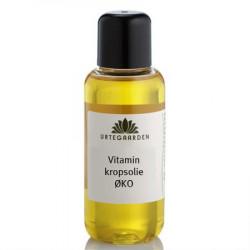 Urtegaarden Vitamin Kropsolie Ø (100 ml)