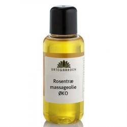 Rosentræ massageolie (100 ml)