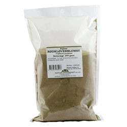 Natur Drogeriet Rødkløverblomst pulver (250 gr)