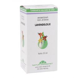 Lavendelolie æterisk (20 ml)