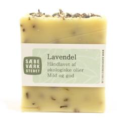 Sæbeværkstedet Håndlavet Sæbe Lavendel (100 gr)